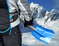 Traverse Avalanche Shovel