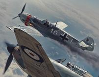 September 1st 1940 Combat A