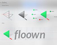 Floown branding
