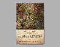 Book cover – Darwin's island