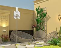 Landscape garden design KSA