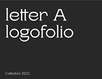 LETTER A LOGOFOLIO