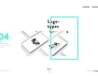 Webdesign / Personal Portfolio