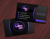 Club Style / Nightlife Business Card Design