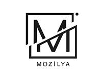 Mozilya Furniture / Logo - Poster