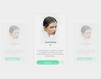 KU WO App Design