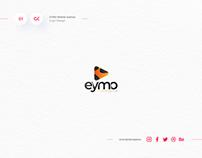 EYMO Games Logo Design