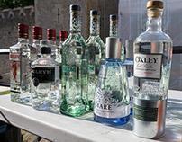 Gin Journey at Perkin Reveller