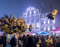 Marché de Noel (Caen)