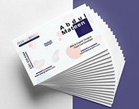 Business Card - PeerGraphics