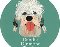 035 | Dandie DInmont Terrier