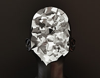 Faceless portraits