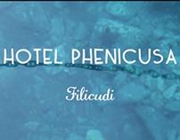 Phenicusa Hotel, Filicudi, Sicily