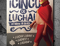 Cinco De Lucha / House of Blues Chicago