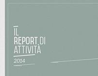 Report di attività 2014 Celva Valle d'Aosta