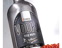 Lemberg Vodka Design
