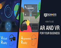 How to Use AR and VR for Your Business?