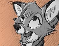 Foxy October