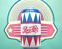 Animación Pepsi Clásica