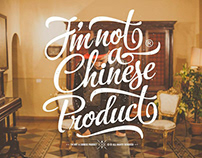 I'm Not a Chinese Product