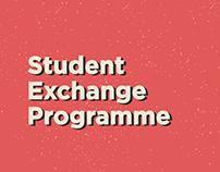 Student Exchange Programme infographics