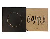 Gojira - Magma LP artwork