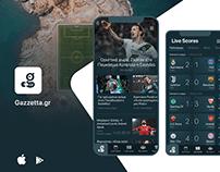 Gazzetta.gr App