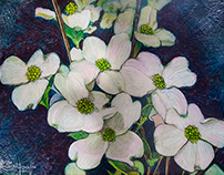 Dogwoods for Mama Polly