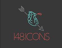 148 ICONS