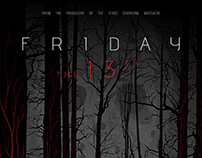 Poster - Friday the 13th