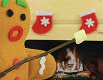 Motorola #gifmas holiday social campaign