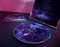 THE SPOTGLOW - ALBUM COVER DESIGN