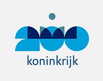 200 Jaar Koninkrijk | Concept logo