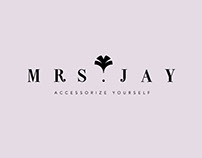 Online Store - Mrs. Jay || Branding