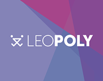 Leopoly 3D Modeling and Customization App UX/UI Design