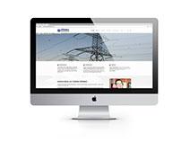 Sönmez Holding İnternet Sitesi Tasarımı