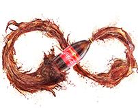 Coca Cola Infinity Loop
