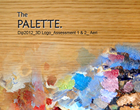 Dip2012_3D Logo_ the Palette