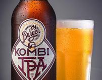 Kombi IPA | Rótulo