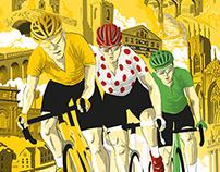 Tour de France / Yorkshire Grand Départ