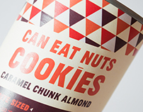 Nuts: Cookie Packaging