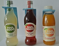 Feel Good drinks viral campaign