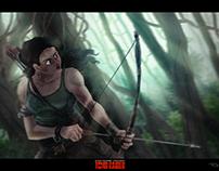 Tomb Raider art contest