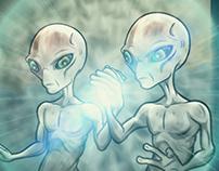 Archer | Aliens!