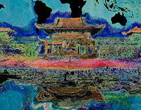 Drawing the World~Byodoin Temple~