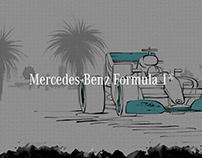 Emma Leonard for Mercedes-Benz