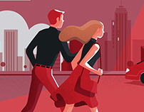 Illustrations for Generali