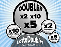 Lottodoubler instant lottery