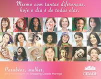 Shopping Cidade - Dia Internacional da Mulher