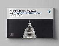 GWU Fraternity Book